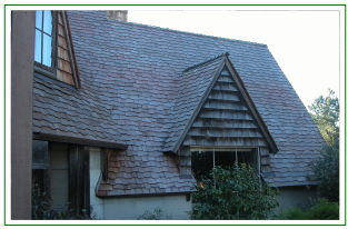 Lightweight, Highly Wind And Impact Resistant Cedar Wood Roofing Is Also An  Excellent Natural Insulator And A Renewable Roof Resource.
